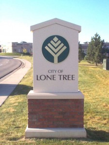DIA to lone tree
