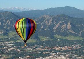 denver airport to Boulder
