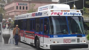 Downtown Denver to Denver Airport