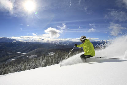 Why should you hire a driver to Breckenridge ski resort?