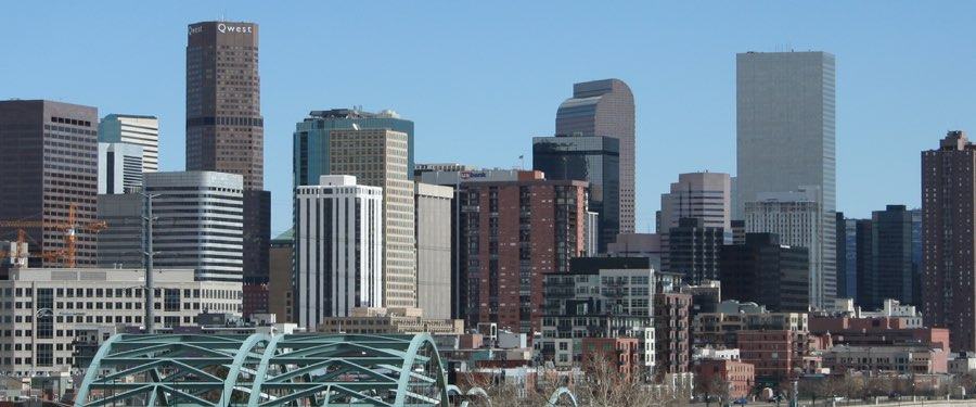Denver downtown picture