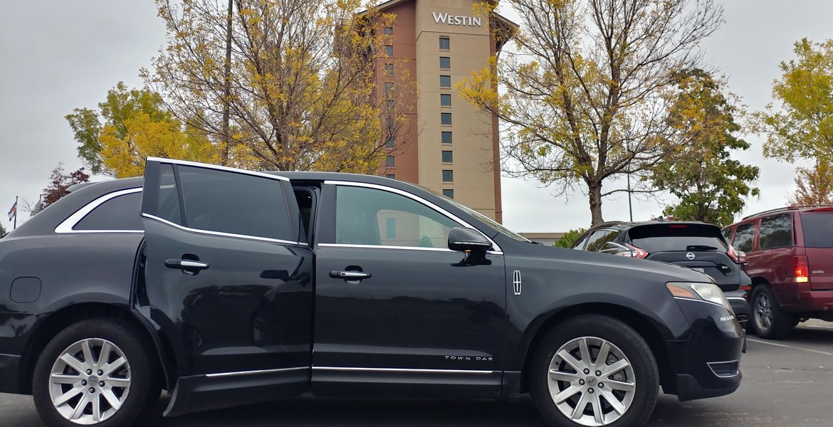The Westin Westminster Denver Airport Private Transportation